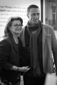 Marie France OURET DROPY et Fredérick BOUSQUET
