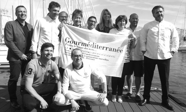 LA REGATE DES  CHEFS GOURMEDITERRANEE 1ere EDITION