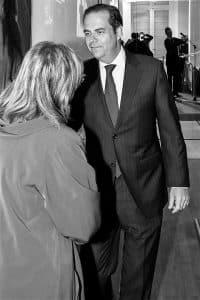 Yves Moraine et Juliette Reouven