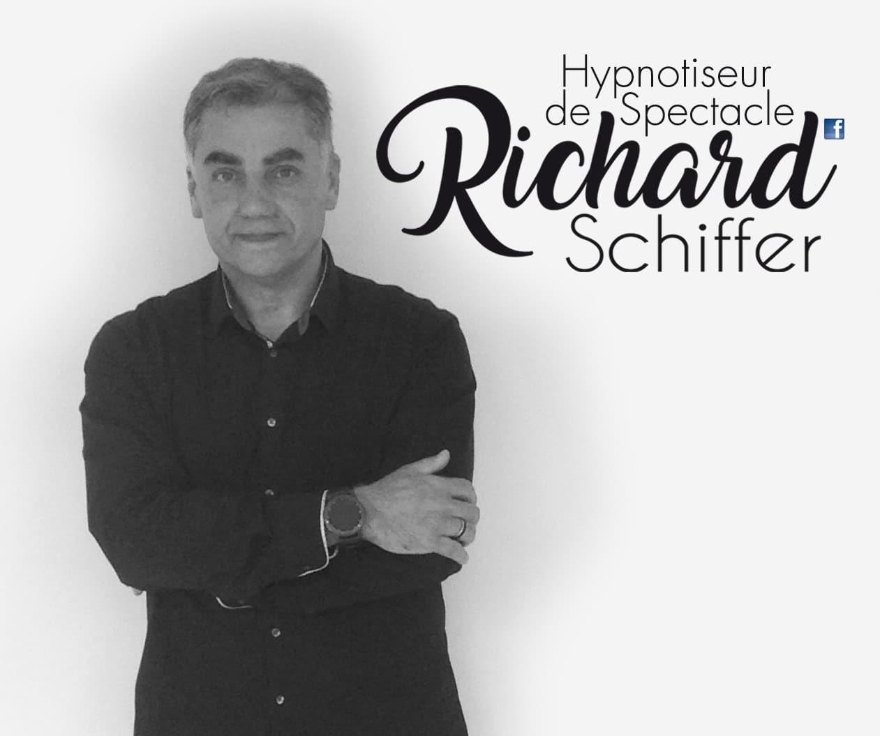 L'AVENTURE SUPRENANTE DE NOTRE MESSNER MARSEILLAIS AVEC RICHARD SCHIFFER HYPNOTISEUR DE SPECTACLE