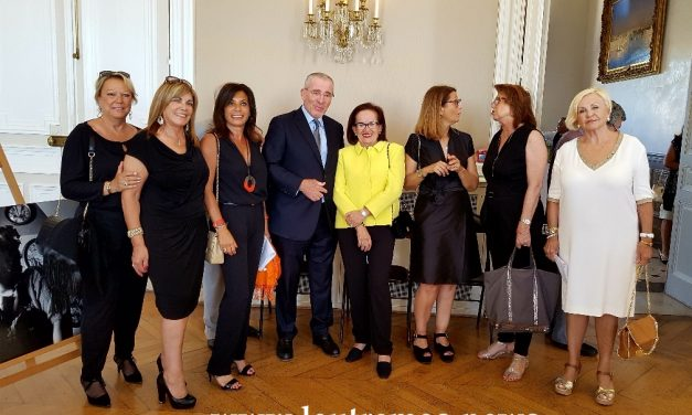 UNE PREMIERE A MARSEILLE CREATION ET LANCEMENT DU ZONTA INTERNATIONAL CLUB GYPTIS