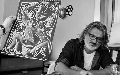 BEN COLIBRI, L'ARTISTE PEINTRE MARSEILLAIS QUI BOUSCULE L'ART !