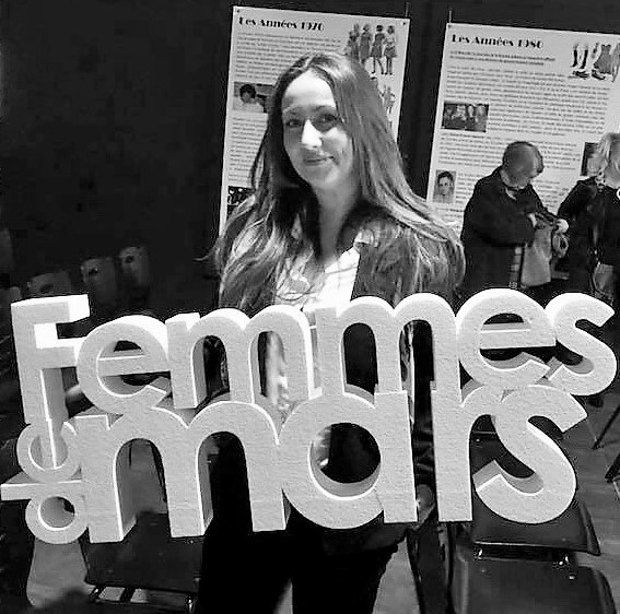 FEMMES DE MARS 2018 – JOSEPHA COLIN  A REUSSI CETTE NOUVELLE EDITION AVEC BRIO !