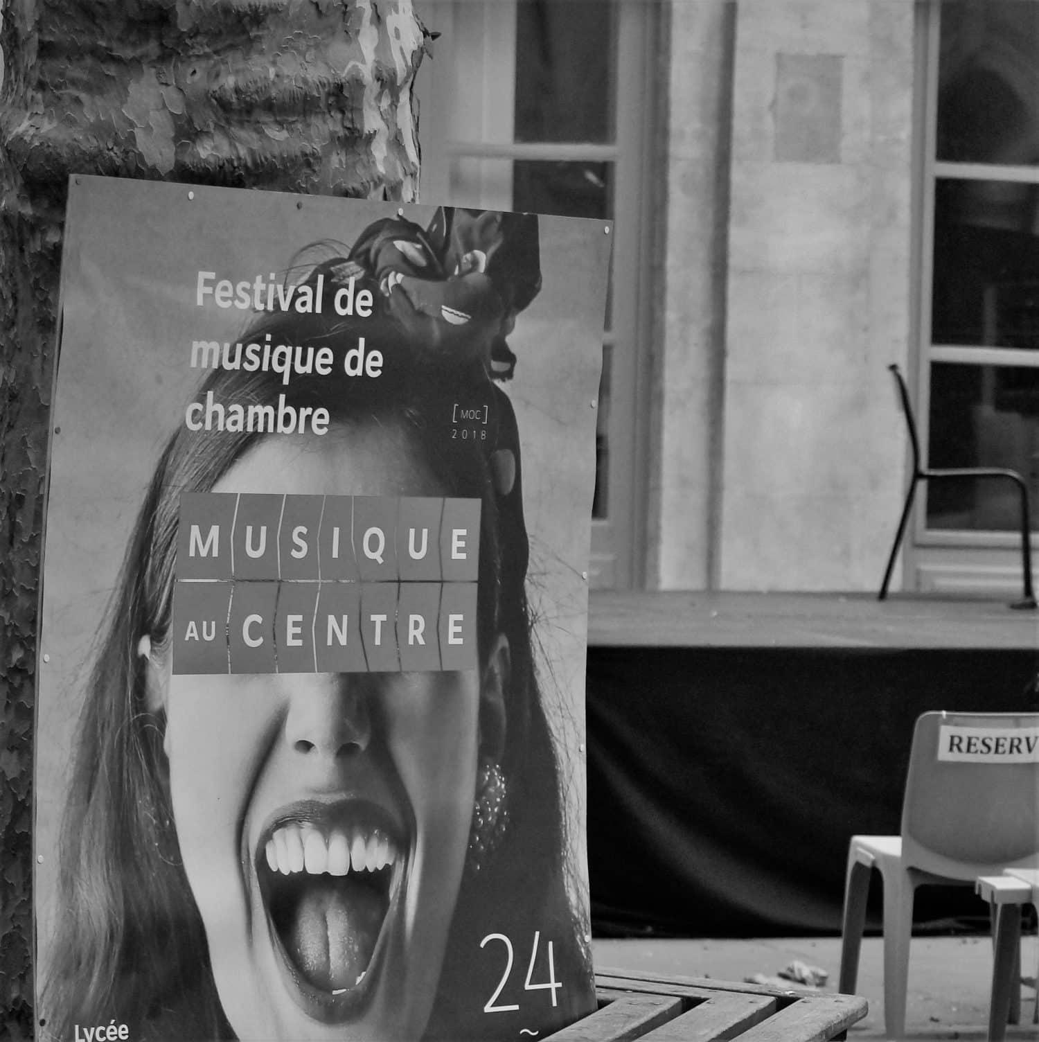 FESTIVAL DE MUSIQUE DE CHAMBRE A MARSEILLE !