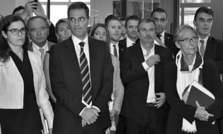 ZEBOX CMA CGM INAUGURATION DE L INCUBATEUR- LA MINISTRE DES TRANSPORTS PRESENTE A MARSEILLE