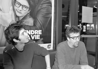 le gendre de ma vie film de François Desagnat avec kad merad julie gayet francois deblock zabou breitman pauline etienne tourné sur marseille