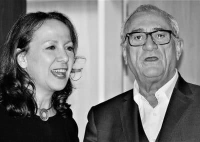 ROLAND GOMEZ PROMAN CAROLINE BARON POM