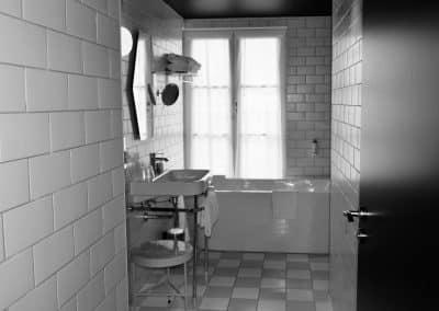 hotel mercure canebiere vieux port marseille salle de bains