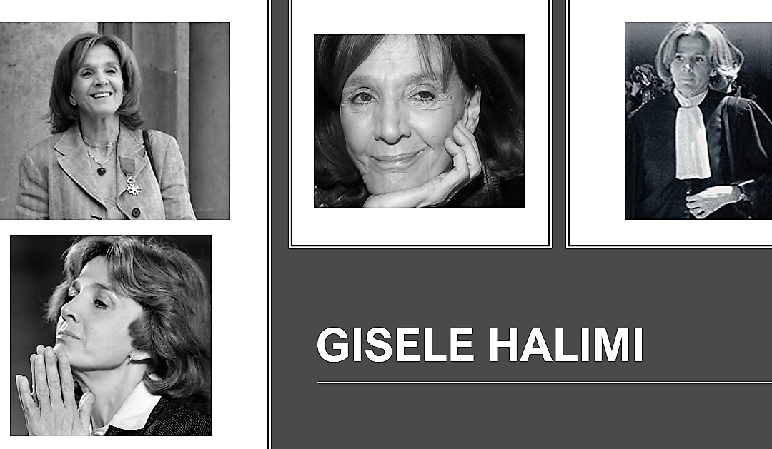 GISELE HALIMI- LA CONDITION FEMININE