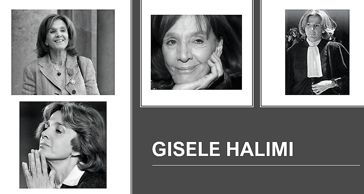 GISELE HALIMI- LA CONDITION FEMININE