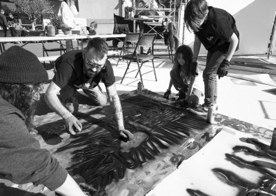 ART LOURMARIN FESTIVAL STREET ART ET ARTS NUMERIQUES