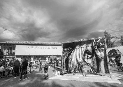 FESTIVAL ART LOURMARIN FESTIVAL STREET ART ET ARTS NUMERIQUES