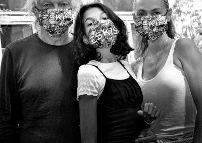 jean françois caujolle OPEN13 et sa famille
