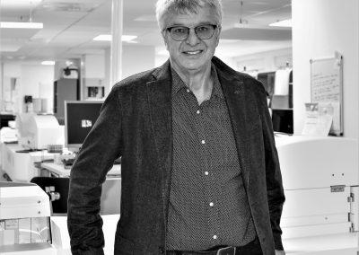 JEAN GABERT professeur en recherche moleculaire hopital nord marseille PRESIDENT SDS
